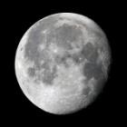 『月齢17.8のお月様』の画像