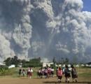 【画像】 スマトラ島噴火