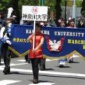 2013年横浜開港記念みなと祭国際仮装行列第61回ザよこはまパレード その27(神奈川大学吹奏楽部)