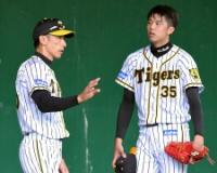 【阪神】矢野監督、才木に「チェンジオブペース」のススメ 将来のエース候補に英才教育