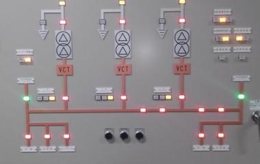 『SNW受電設備』の画像