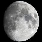 『きらきらお月様(月齢11.7)』の画像