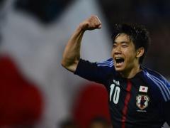 香川真司「得点のイメージがすごくある」=サッカー日本代表
