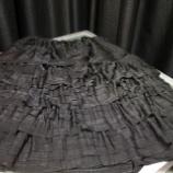 『新作フリルスカートを製作中』の画像