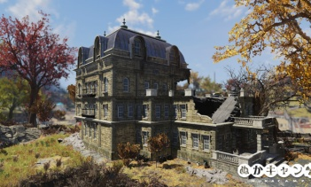 バーデット邸宅(Burdette Manor)