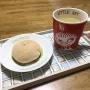 カフェトレーを作りました!