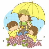 『【クリップアート】梅雨のイラスト』の画像