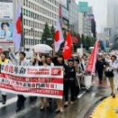 香港革命、新宿デモ行進🇭🇰