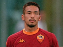 ローマを代表する冬の補強選手に中田英寿が選出!「スクデットをもたらした」