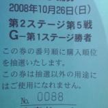 『クライマックスシリーズ、東京ドームの抽選予備券はこれです』の画像