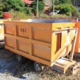 『JFEミネラル武蔵野鉱業所の保存車(貨車編)』の画像