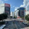 現在の渋谷の写真
