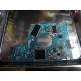 『水没したハードディスクのデータ救出作業』の画像