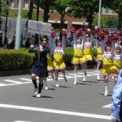 2013年横浜開港記念みなと祭国際仮装行列第61回ザよこはまパレード その32(横浜市立金沢高等学校バトントワリング部WINNERS)