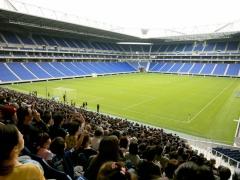 来年6月、ガンバの新スタ「市立吹田サッカースタジアム」で日本代表!
