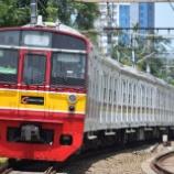 『マト66、Serpong線へ(12月23日~)』の画像