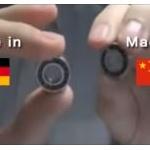 中国「われわれ中国製は日本製やドイツ製とどこが違うのか?」