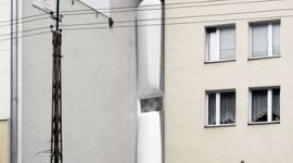 【ポーランド】幅が約1メートルのユニークな住宅が完成