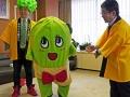 ふなっしーパクった!? お笑いコンビ・キャベツ確認中が披露したゆるキャラ「きゃべっしー」騒動で銚子市が謝罪