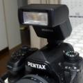 小型ストロボPENTAX SF201FG購入