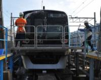 『東京地下鉄 深川車両基地で見たこと』の画像