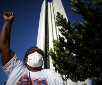 ブラジルで5歳の黒人少年がエレベーター事故で死亡 「少年を最上階まで行かせた白人が悪い」とデモ