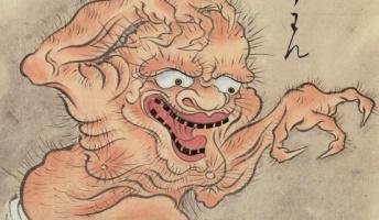 【妖怪】ひょうすべ-つられて一緒に笑うと死ぬ、など妖怪の逸話を教えてくれ