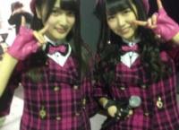 【AKB48】入山杏奈と白間美瑠で「狼とプライド」キター!!www【ユニット祭り】