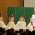 日本大学生物資源学部藤桜祭2014 ミス&ミスターNUBSコンテスト2014の9(ミス候補4人)