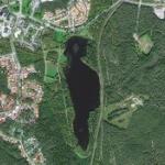 【フィンランド】米国のトランプ大統領に「そっくり」な湖が見つかる!話題に [海外]