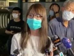 逮捕された香港の女神・周庭さん、保釈会見で中国共産党に喧嘩売る ⇒ 結果wwwwwww