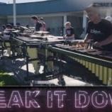 『【WGI】ピット必見! 2019年チノヒルズ高校・フロントアンサンブル『ブレイク・イット・ダウン』動画です!』の画像
