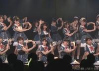 チーム8公演で「蜂の巣ダンス」を初披露!センターは下青木香鈴!