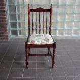 『椅子の座面張替メンテナンス完了』の画像