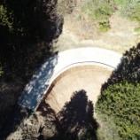 『林道災害復旧工事が完了しました・』の画像