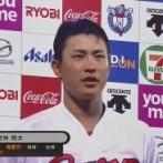 【朗報】堂林翔太.415(41-17)3本 9打点 OPS1.137