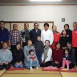 『2019年04月27日   花見会・残念会:弘前市・茂森会館』の画像