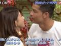 フジ・加藤綾子アナが食わず嫌い対決でクリスティアーノ・ロナウドにキスされメロメロ 赤面しっぱなし