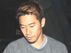 香川真司、右足大腿二頭筋負傷…復帰時期は不明
