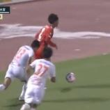 『【愛媛FC】劇的 後半ATにMF長沼洋一がドリブル突破でPKゲット‼大宮に2-1で勝利! 11試合ぶりに勝ち点3』の画像