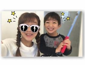 【画像】辻ちゃんが息子の顔を公開wwwwwwww