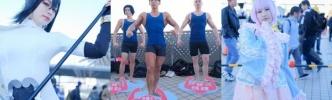 『コミケ95』2日目のコスプレレポート 筋肉体操にオリコカード長瀬智也、ボヘミアン・ラプソディと多種多様