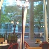 『東京2Days①~有楽町「ラ・メール・プラール」隣接のカフェ【ミラキュルーズカフェ】』の画像