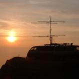 『2012年 7月27~29日 144MHz・430MHz伝搬実験:弘前市・岩木山8合目』の画像