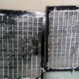 『レンジフードのアルミフィルター(黒色)の(悲惨)なお掃除』の画像