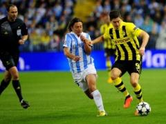 UEFA-CL準々決勝2nd ドルトムント×マラガ、ガラタサライ×レアル・マドリード 試合結果