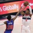 【NBA】ウィザーズ・八村塁、負傷交代 ピストンズ戦の第3Qに左膝を痛める チームは121-100で4連勝