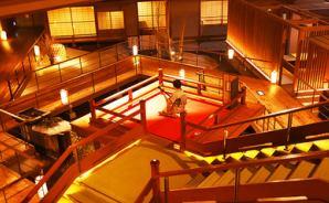 「無限城」にそっくりな温泉宿