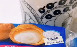 """""""ロカボ""""のシュークリームを実食"""