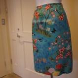 『KEITA MARUYAMA(ケイタマルヤマ)オリエンタルプリントスカート』の画像